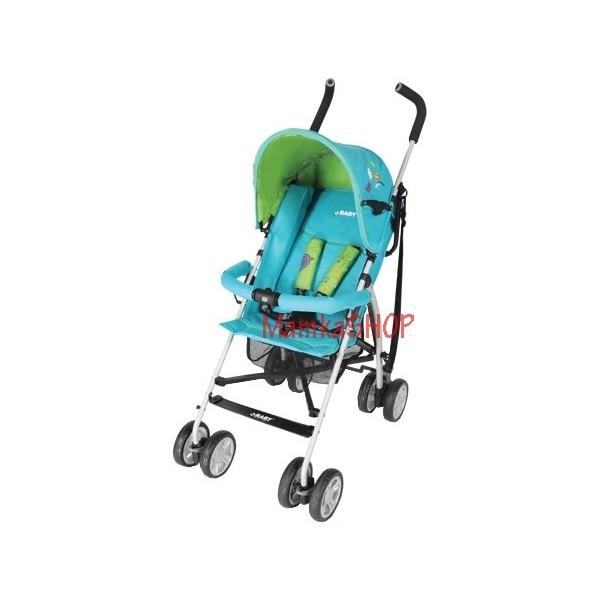 Детская прогулочная коляска Mountain Buggy Nano
